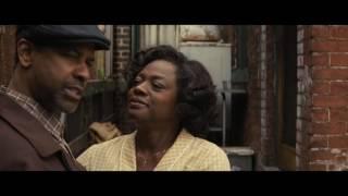 BARRIERE di Denzel Washington - Scena del film in italiano