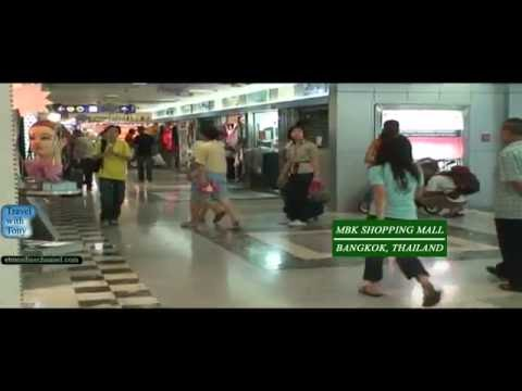 MBK BIGGEST SHOPPING MALL | THAILAND | TRAVEL TV