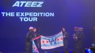 에이티즈 ATEEZ: THE EXPEDITION TOUR (CHICAGO)