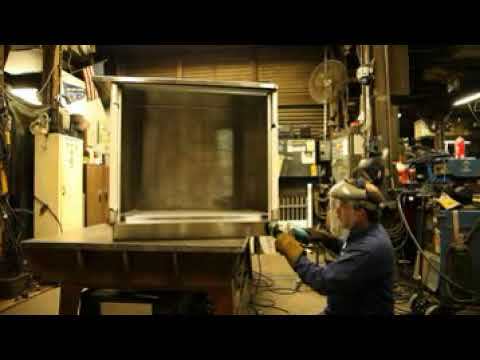 Sheet Metal Fabrication Video - Trenton Sheet Metal
