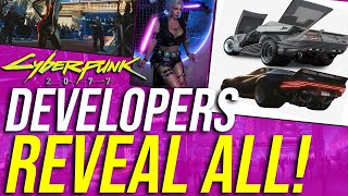 Cyberpunk 2077 News - MASSIVE Developer Details via Q&A! (Delays, Next Gen, DLC & Expansions!)