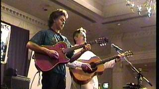 "Tommy and Phil Emmanuel, ""Irish And Scottish Medley"". Great performance!"