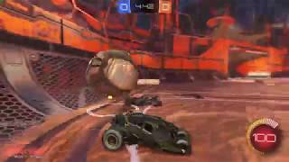 Gameplay of Rocket League on Dell Inspiron 15 7577 GTX 1050 - Ultra Settings