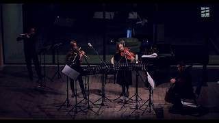Arman Gushchyan - Two Haikus for flute, violin, viola and cello (2011) | Crossroads 2019