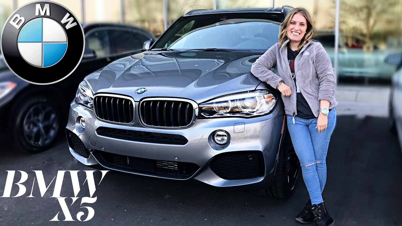picking up my new car 2017 bmw x5 youtube. Black Bedroom Furniture Sets. Home Design Ideas