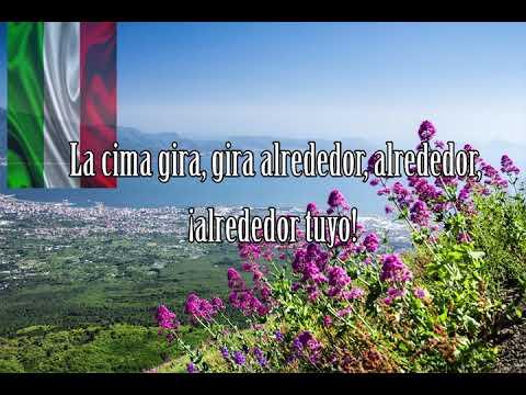 Funiculì, Funiculà (traducción al español) | Tarantella napolitana