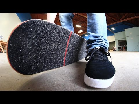 Thumbnail: SUPER STICKY VICIOUS GRIP TAPE VS NEW SHOES