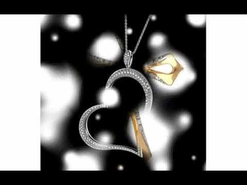 SUNLIGHT: Золотая подвеска с бриллиантом