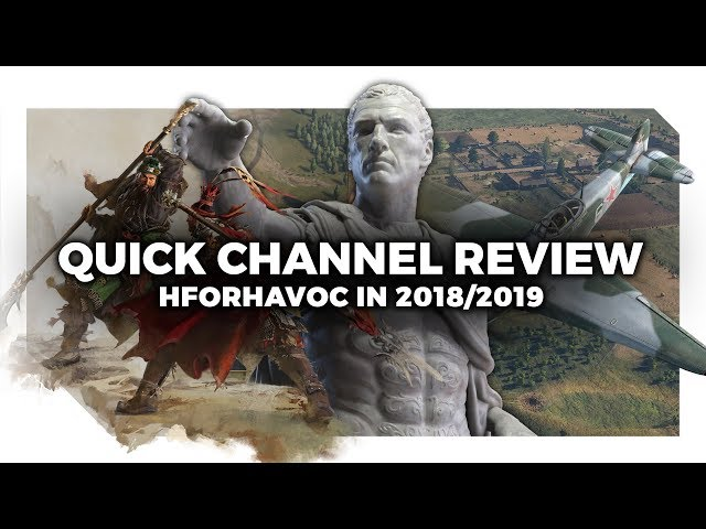 Quick Channel Review | HForHavoc in 2018/2019