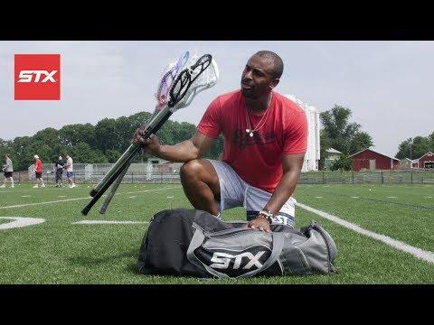 Kyle Harrison Summer Lacrosse Gear Bag