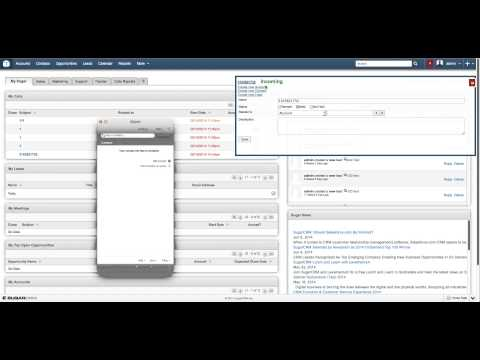 Create a lead from incoming call in SugarCRM with Asterisk Integration