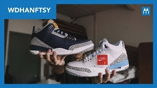 These 2 Player Exclusive Jordan 3s Cost The Same As A Myvi I WDHANFTSY