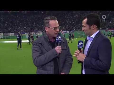 ARD Sportschau: Hasan Salihamidžić (FC Bayern München) pre-match interview vs RB Leipzig