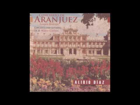 Alirio Díaz - Concierto de Aranjuez (2004 Guitarrista Venezolano Disco Completo)