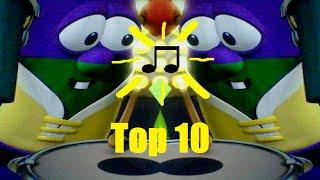 "Top 10 Facts: ""Rock on, LarryBoy"" Music Video- LarryBoy Fanatic"