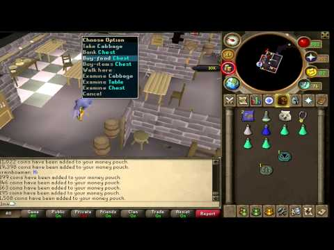 RuneScape | Make it Back, from your Hack | Attempt #1 | Full Version