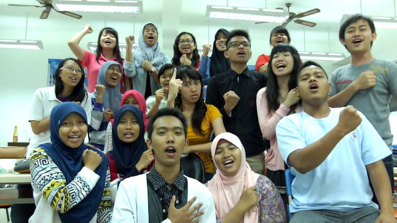 20140612_臺灣首府大學印尼學生唱印尼國歌 - YouTube