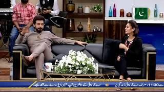 Salam Zindagi With Faysal Qureshi -  Suzain Fatima & Kunwar Nafees Top Pakistani Show