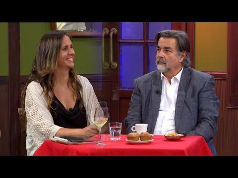 Gustavo Zubía y María Inés Fariello