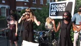 The Silver Rays - Money (I Like You Better) at Acoustic Sunday
