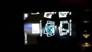Галерея Android 2.2 на Sony Ericsson XPERIA X1
