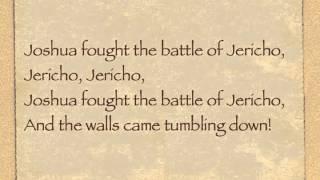 Battle of Jericho (with Lyrics)