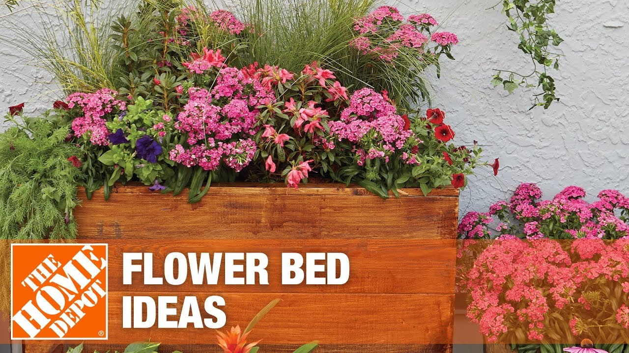 Flower Bed Ideas | Inspiration Series
