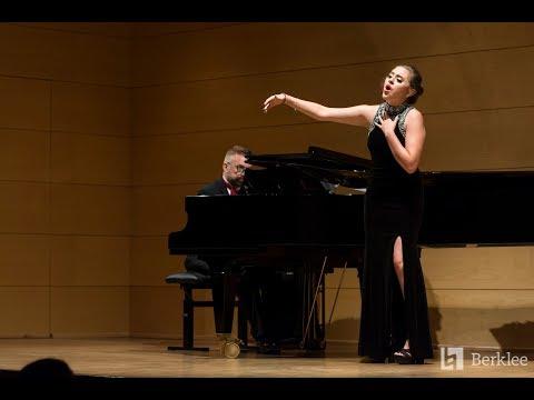 Boston Conservatory Opera Intensive at Valencia