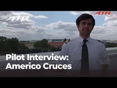 Pilot Interview: Americo Cruces - ATR