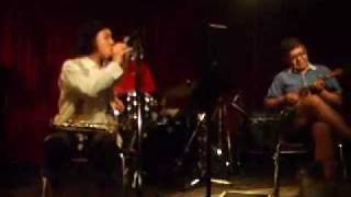 2009,7 shibuya , tokyo. japan blue moon quartet 黄啓傑 keiketsu koo...