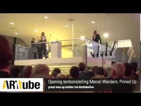 Livestream Opening Marcel Wanders: Pinned Up
