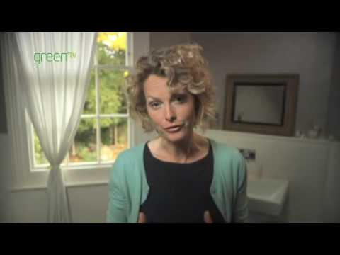Saving water saves you money and energy! Kate Humble explain