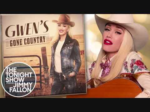 Gwen Stefani Recreates Her Hit Singles as Country Tunes With ...