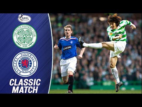 Nakamura Scores Old Firm Screamer! Celtic 2-1 Rangers (16/04/2008) | SPFL Classics