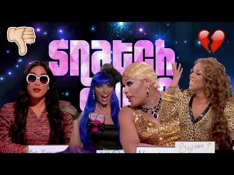 The Top 10 Worst Snatch Game Performances | Rupaul's Drag Race