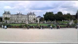 Jardines de Luxemburgo 2