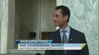 Rep. Anthony Weiner Twitter Scandal: Was Congressman's Account Hacked?