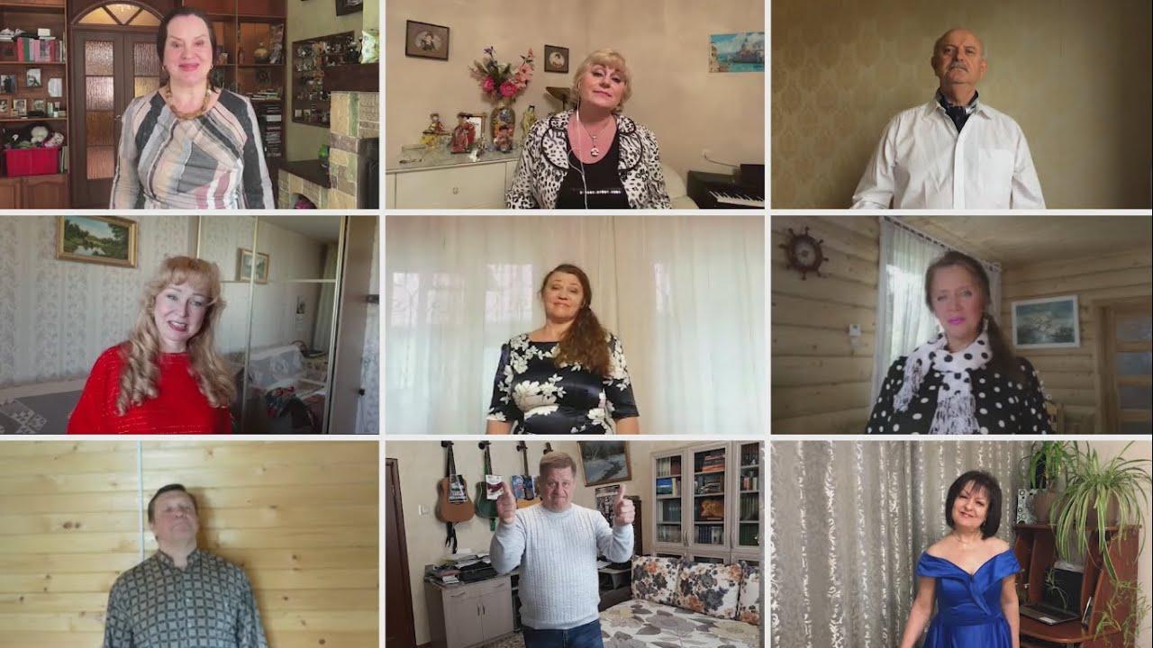 Дорогим работникам социальной службы Москвы! Поздравляем!
