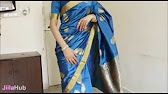 How to Wear a Sari - YouTube