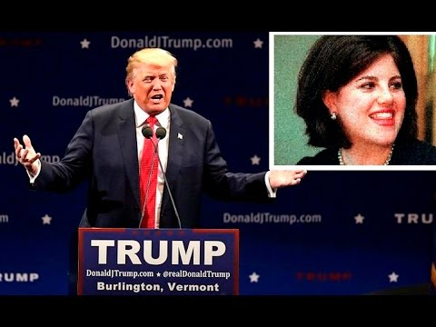 LEAKED MEMO: Trump Campaign's Monica Lewinsky Strategy