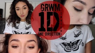 Get Ready With Me: One Direction Concert! WWA Tour