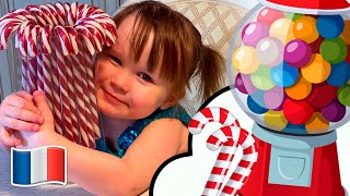 Cinq Enfants - Histoire de bonbons
