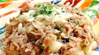 Steak Tartar - Falsarius Chef