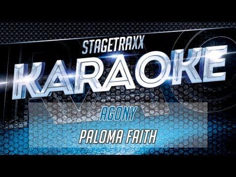 Paloma Faith - Agony (Karaoke)
