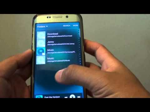 Samsung Galaxy S6 Edge: How to Delete a Music Playlist