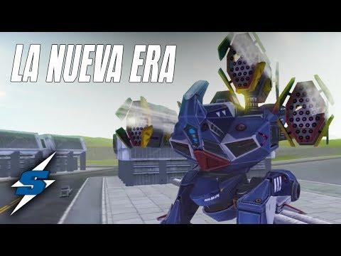 DASHER MK2 (Haechi) TRIPLE ORKAN | SORILOKO War Robots
