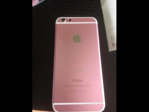 rose gold iphone the new iphone 6s gold 1055