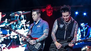 Avenged Sevenfold - Live Summer Sonic 2014 (Unholy Confessions)