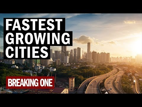 Fastest-growing Cities In America