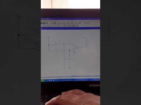 Лабораторная работа N6 Исследование работы логических элементов